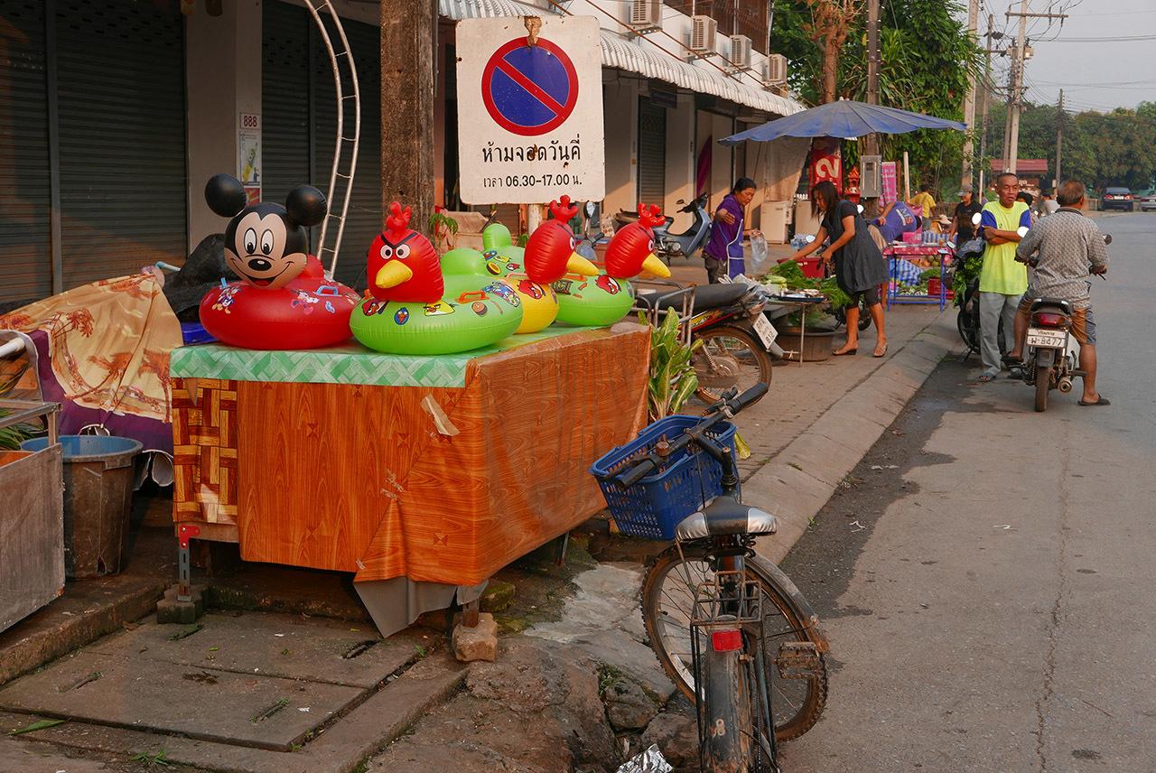 Chiang Khong, Thailand (photo by Irina Stelea)